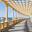Stock Photo: Pergola in Oporto, Portugal