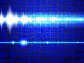 Sound signal — Stock Vector