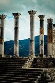 Colunas romanas — Fotografia Stock