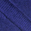 Blue woolen texture - Photo