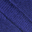 Blue woolen texture - Stock Photo