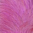 Pink fur texture — Stock Photo