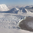 Antarctic glacier landscape — Stock Photo #13824208
