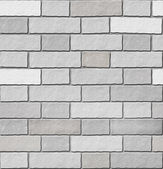 Silicate brick wall — Stock Photo