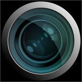 Camera — Stock Vector