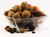 Mixed Nuts — Стоковое фото