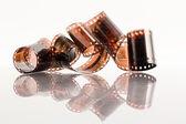 Velho filme fotográfico — Fotografia Stock