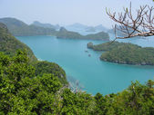 Mu Ko Ang Thong Marine National Park — Stock Photo