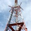 Telecommunication tower — ストック写真