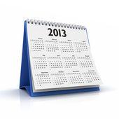 Takvimi 2013 — Stok fotoğraf