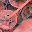 Foto Stock: Gear machinery