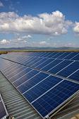 Solar Panel — Foto Stock