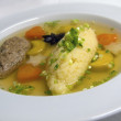 Royalty-Free Stock Photo: Austrian Soup