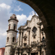 Old Havana church — Stock Photo #14116330