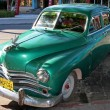 Old cuban car — Stock Photo #14319035