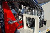 Hydraulic Control — Stock Photo