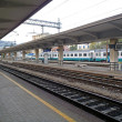 Train station — Stockfoto #16030961