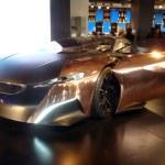 Постер, плакат: Peugeot concept car