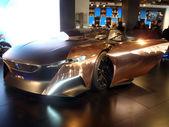 Peugeot concept car — Stock Photo