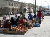 Market, Bolivia — Stock Photo