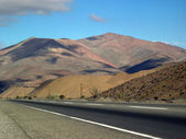 Pan-American Highway — Stock Photo