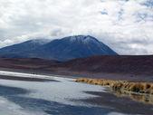 Altiplano cerca de uyuni — Foto de Stock