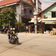 Stock Photo: Traffic in Siem Reap