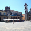 San Cristobal in Cathedral Square — Stock Photo #25402239