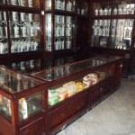 Traditional pharmacy in Habana — Stock Photo