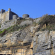 Portovenere sea cliffs — Stock Photo