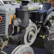Tractor Colllection — Stock Photo