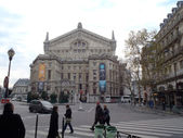 Paris - Opera Garnier — Stock Photo