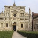 Pavia, La Certosa — Stock Photo