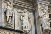 文艺复兴时期的外观的详细信息 — 图库照片