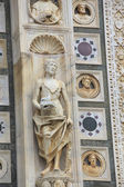 Certosa di Pavia (Lombardy, Italy) — Stock Photo
