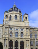 Naturhistorisches museum in wien österreich — Stockfoto