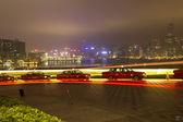 Hong Kong Taxi — Stock Photo