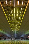 Rainbow Light Bridge — Stock Photo