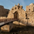 Stock Photo: Crusader Castle, Lebanon