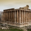 Roman Temple in Lebanon — Stock Photo