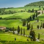 Постер, плакат: Landscape in Tuscany