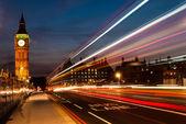Big Ben in London — Stock Photo