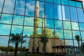 Jumeirah Mosque, Dubai — Stock Photo