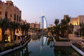 Luxury hotels in Dubai — Stock Photo