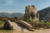 The Mussaylaha Castle in Lebanon — Stock Photo