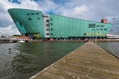 The Nemo Museum in Amsterdam — Stock Photo