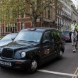 Stock Photo: London's cab