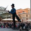 Juggler in Covent Garden - Stock Photo