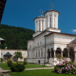 Horezu Monastery, Romania — Stock Photo