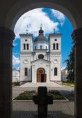 Bistrita Monastery, Romania — Stock Photo